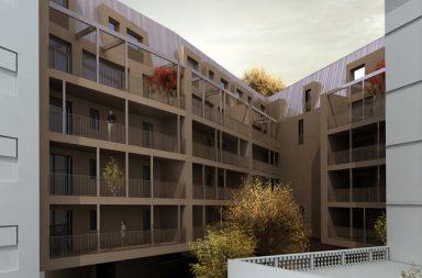 edificio residenziale