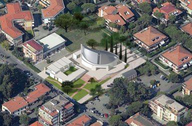complesso parrocchiale