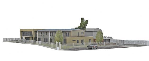 Archedis progetta la residenza psichiatrica di monastero for Progetta i tuoi progetti gratuitamente
