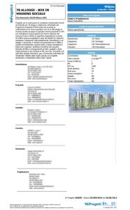 notizia alloggi housing sociale
