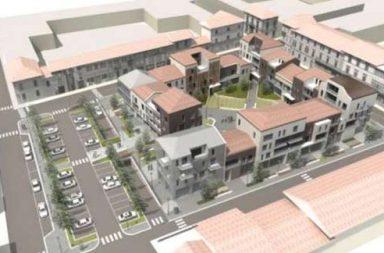 alloggi e spazi commerciali