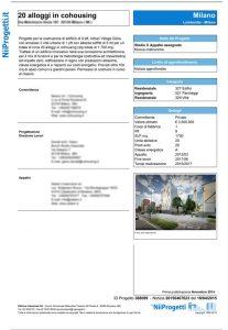 notizia alloggi cohousing