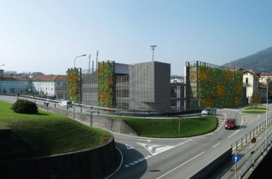 Parcheggio multipiano Verbania