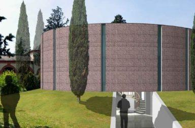 tempio funebre Pavia
