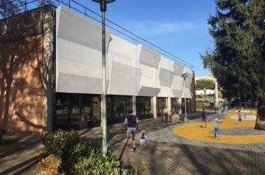 Ristrutturazione centro sportivo Bergamo