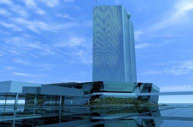 Edificio commerciale e ricettivo Venezia