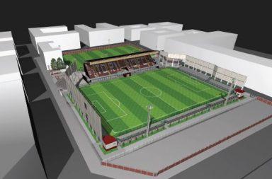 stadio calcistico Torino