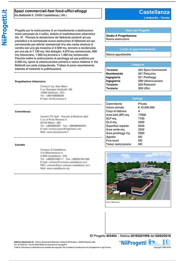 notizia centro ricerche Torino