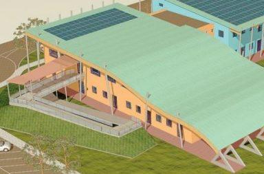 realizzazione scuola media Cuneo