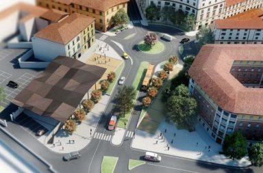 riqualificazione piazza Firenze