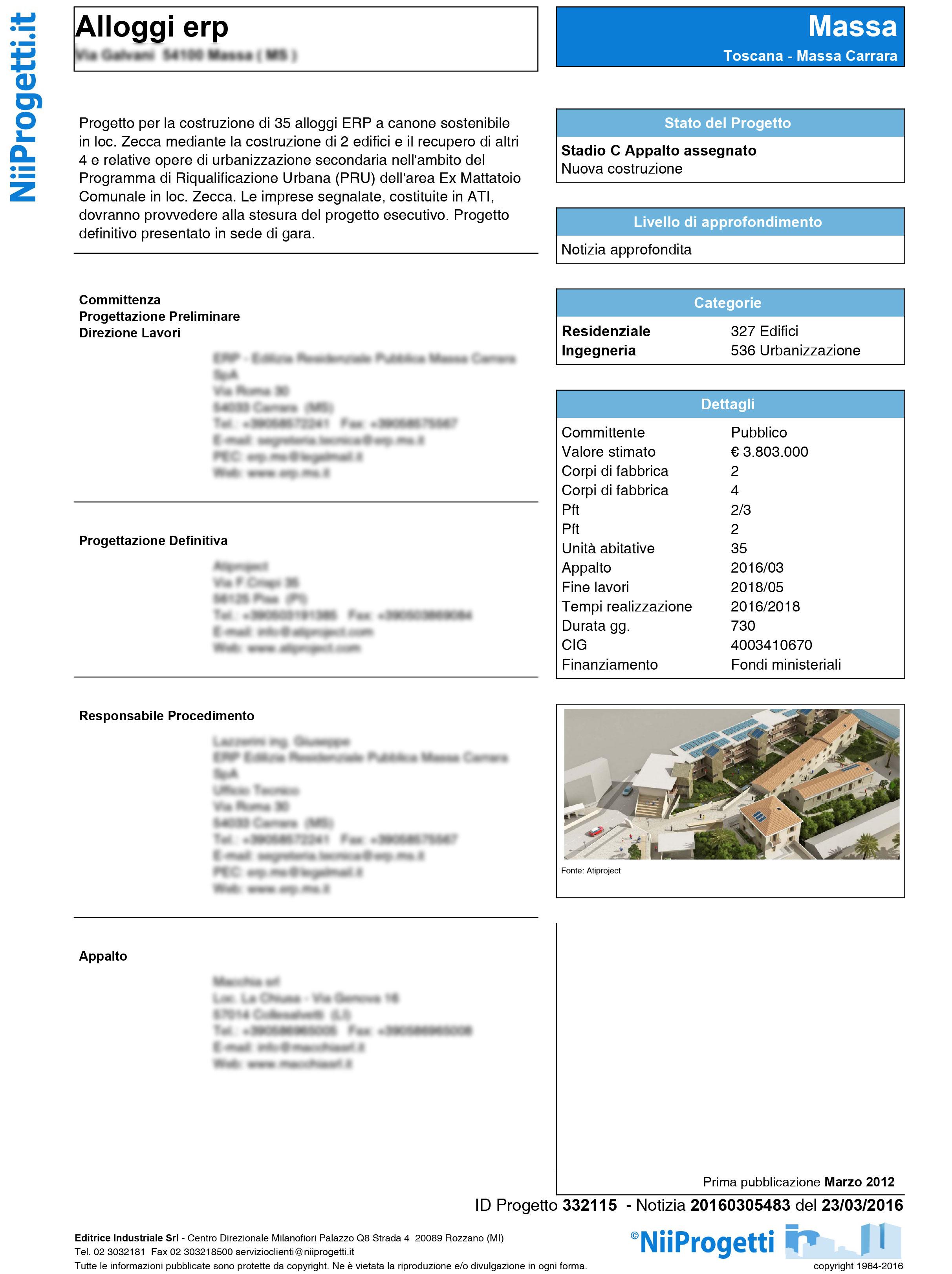 alloggi ERP Massa Carrara