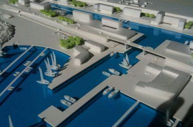 ampliamento porto turistico Cosenza