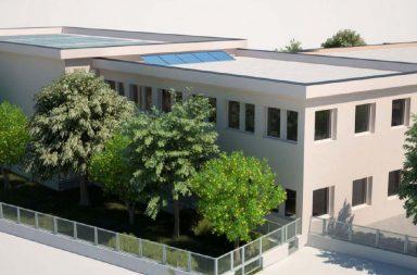 ampliamento edificio scolastico Gatteo