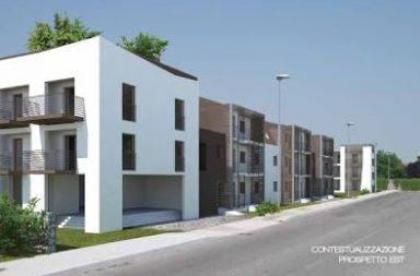 complesso residenziale ecologico Gorizia