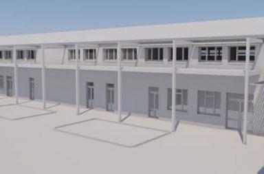 completamento laboratori universitari Asti