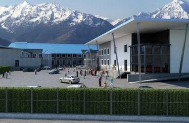 complesso scolastico Aosta