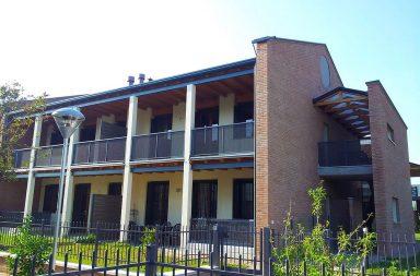 complesso residenziale Bergamo