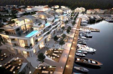 resort di lusso Portonovi