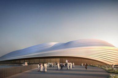 copertura stadio Qatar