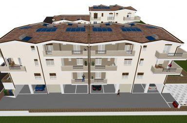 2 edifici residenziali Chieti