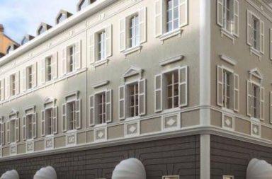 21 alloggi, spazi commerciali e box Trieste