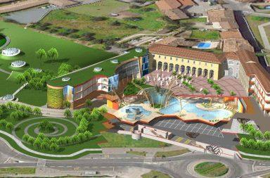 centro turistico alberghiero Brescia