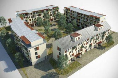 96 alloggi in housing sociale Torino