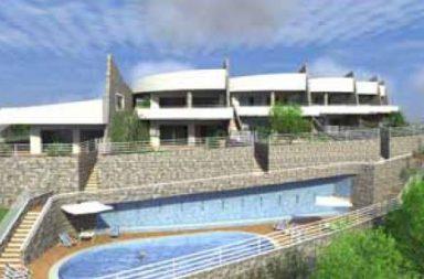 complesso residenziale Cosenza
