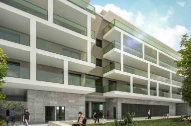 24 alloggi e box interrati Milano