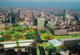 I giardini di Porta Nuova Milano