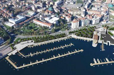 porto turistico Verbania