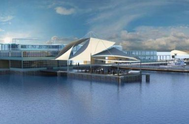 Impianto mareomotore nel progetto Venice Cruise 2.0