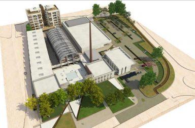 Masterplan dello Studio Spagna Architects per il polifunzionale a Ispra