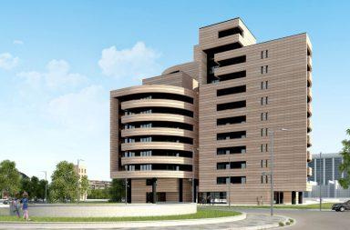 Il comfort a basso spessore di Loex Home Plain nel residenziale a Pescara