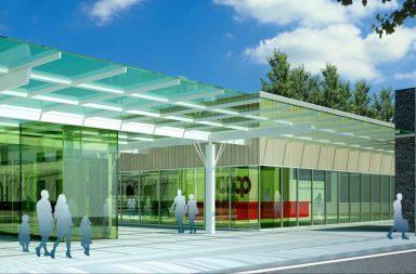 Progettazione Urbanistica di TP4 Associati per l'area ex CGS a Monza