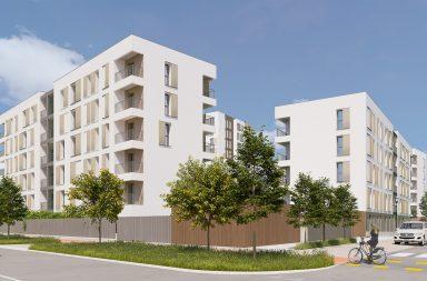 Investire SGR SpA e il social housing di via Merezzate a Milano