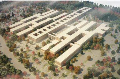 ATIproject com CMB e Itinera in due lotti del nuovo ospedale in Danimarca