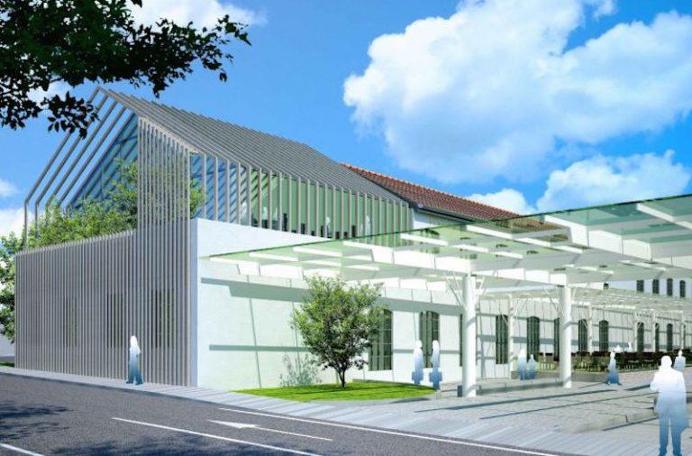 Edificio polifunzionale a Monza