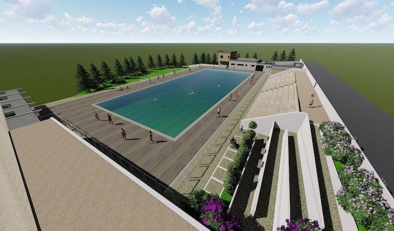 Riqualificazione impianto natatorio La Penna a Termoli