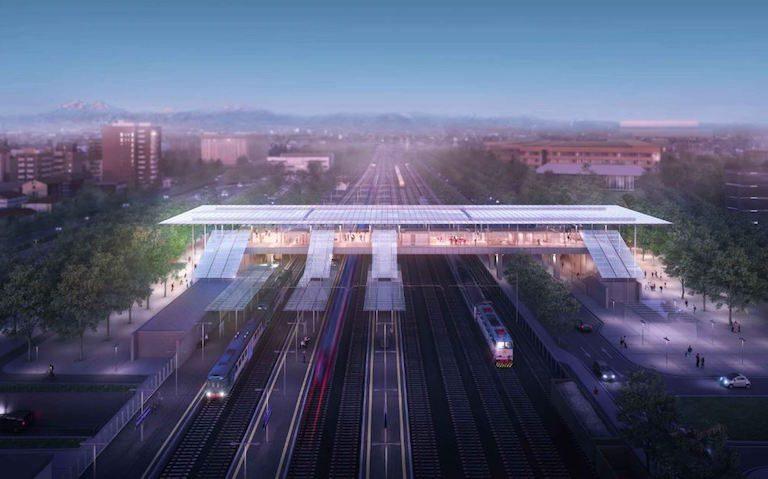 ODB Architects e la nuova stazione a Sesto San Giovanni