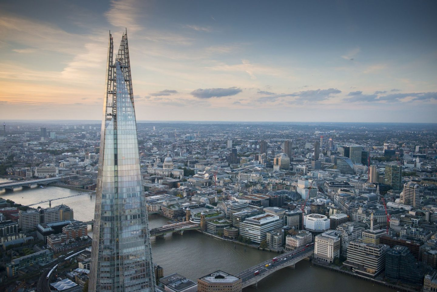 The Shard: la scheggia di Londra