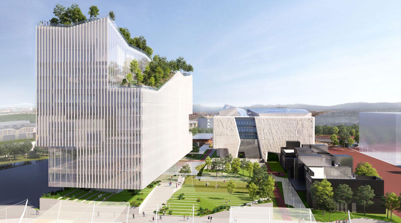 Il nuovo HQ di Human Technopole