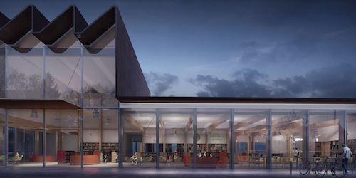 Bando per la realizzazione della nuova Biblioteca di Alice a Parma