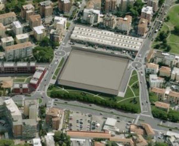 Centro commerciale all'ex Fiat di Livorno