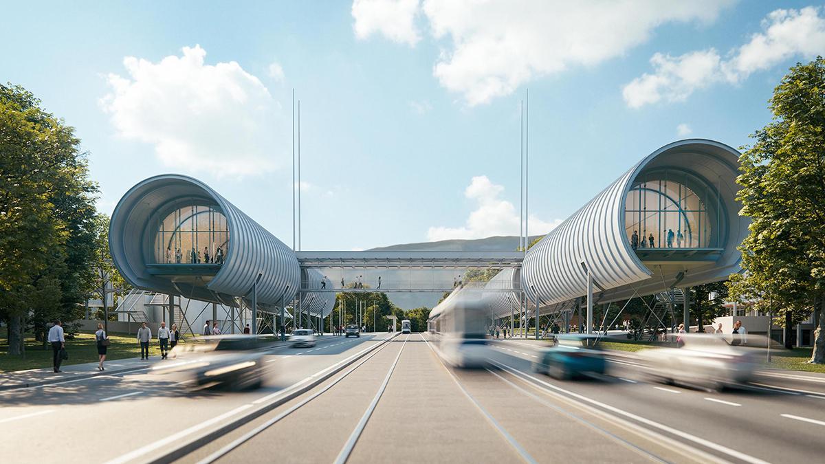 Il CERN Scienze Gateway di Renzo Piano