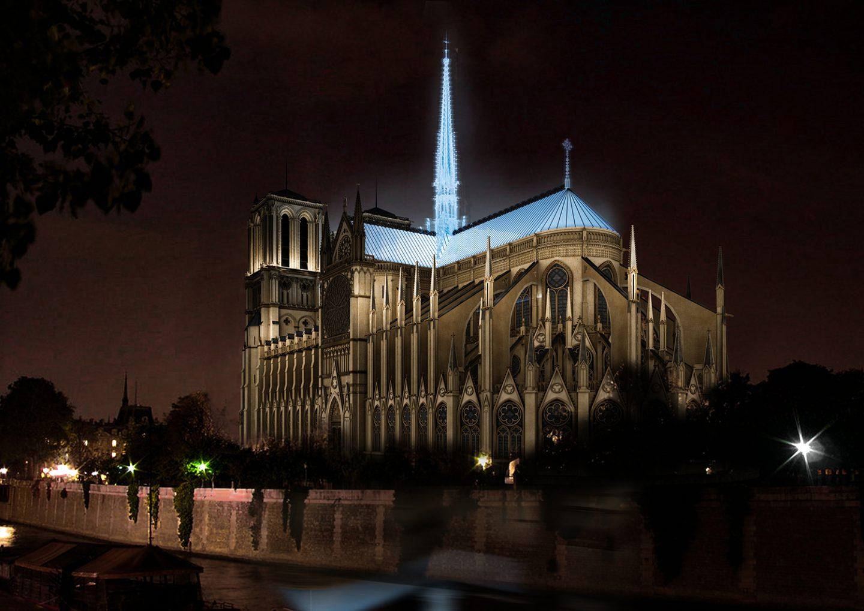 La nuova Notre-Dame di Fuksas