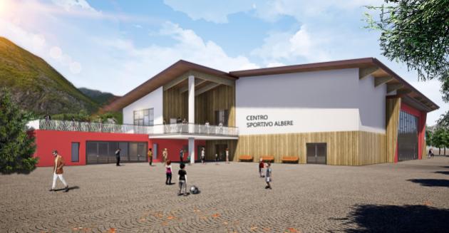 Centro Sportivo ad Aldeno