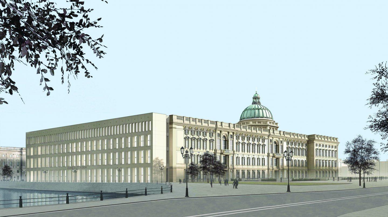 Il nuovo Castello di Berlino