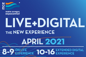 MCE LIVE+DIGITAL 2021