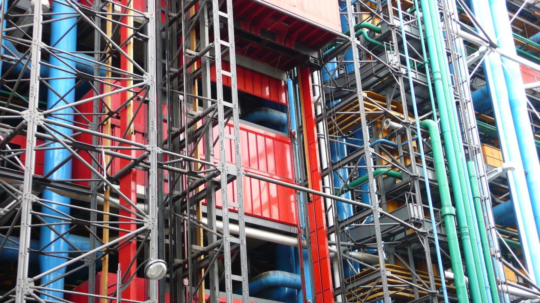 Il Centro Georges Pompidou